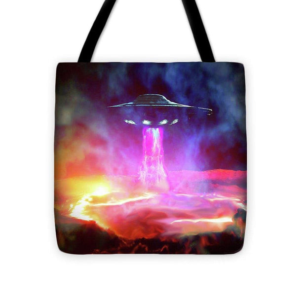 Fuel Stop - Tote Bag by Don White - Art Dreamer