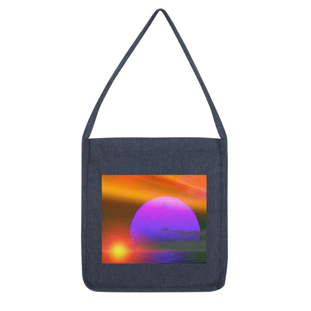 """Happy Place!"" Shopping Tote Bag by Don White - Art Dreamer"