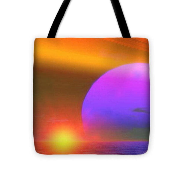 Happy Place - Tote Bag by Don White - Art Dreamer