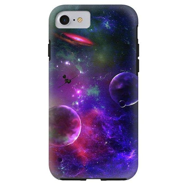 Held Against Their Will  - Phone Case by Don White - Art Dreamer