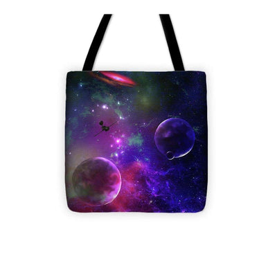 Held Against Their Will  - Tote Bag by Don White - Art Dreamer