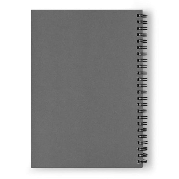 Impact Shelter - Spiral Notebook by Don White - Art Dreamer