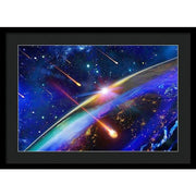 Incoming - Framed Print by Don White - Art Dreamer