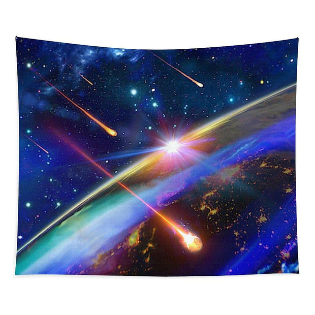 Incoming - Tapestry by Don White - Art Dreamer