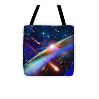 Incoming - Tote Bag by Don White - Art Dreamer