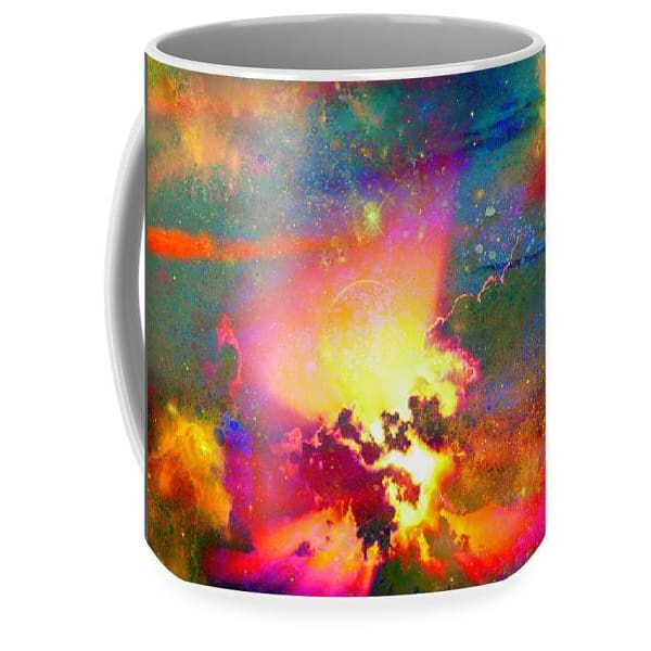 Light From A Hidden Source - Mug by Don White - Art Dreamer