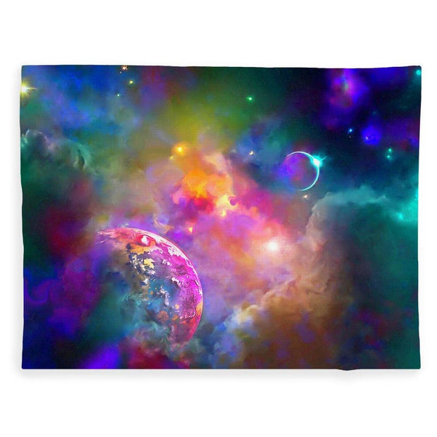 Neighbors - Blanket - 60 x 80 / Plush Fleece - Blanket