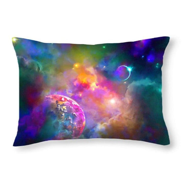 Neighbors - Throw Pillow - 20 x 14 / No - Throw Pillow