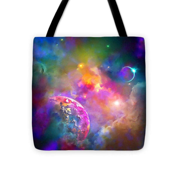 Neighbors - Tote Bag - 16 x 16 - Tote Bag