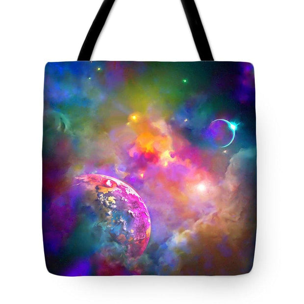 Neighbors - Tote Bag - 18 x 18 - Tote Bag