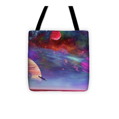 New Planet Geo-mapping - Tote Bag - 13 x 13 - Tote Bag