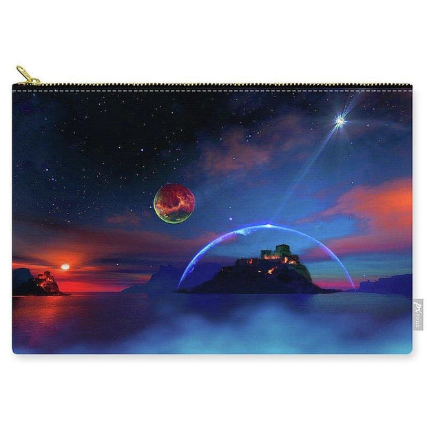 Private Planet - Carry-All Pouch - Large (12.5 x 8.5) - Carry-All Pouch