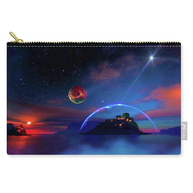 Private Planet - Carry-All Pouch - Medium (9.5 x 6) - Carry-All Pouch