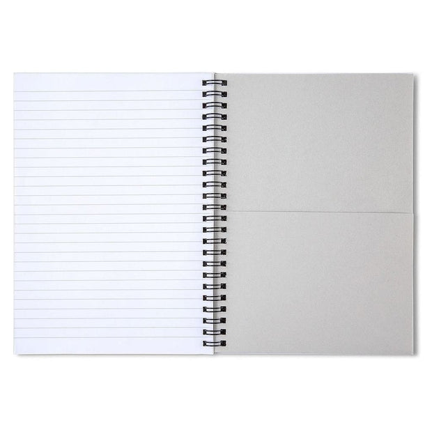Private Planet - Spiral Notebook - Spiral Notebook