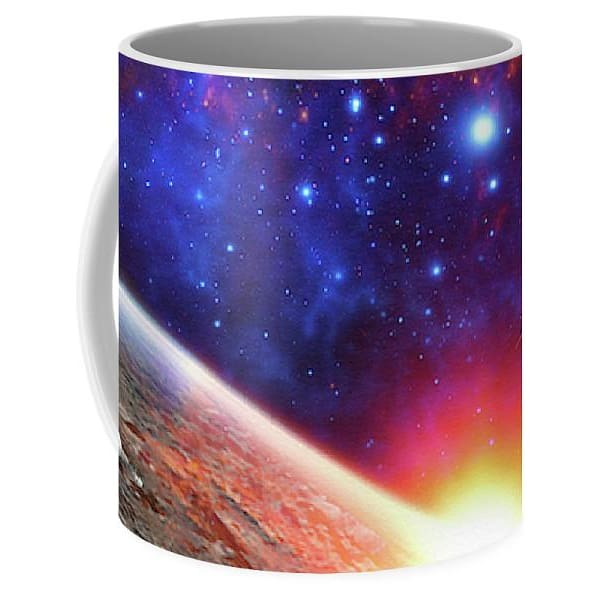 Relay Station - Mug - Small (11 oz.) - Mug