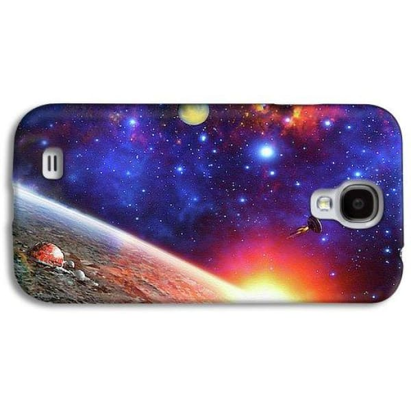 Relay Station - Phone Case - Galaxy S4 Case - Phone Case