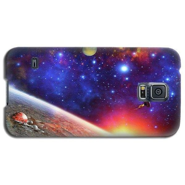 Relay Station - Phone Case - Galaxy S5 Case - Phone Case