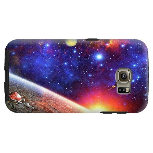 Relay Station - Phone Case - Galaxy S6 Tough Case - Phone Case