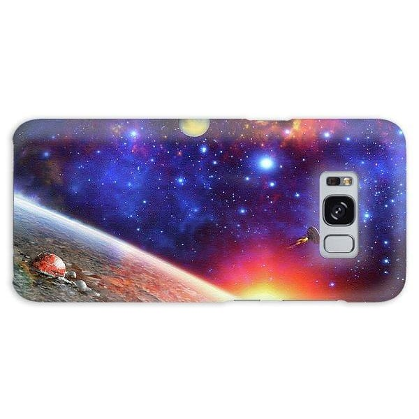 Relay Station - Phone Case - Galaxy S8 Case - Phone Case