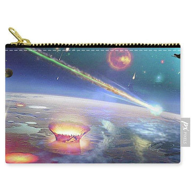 Restless Planet - Carry-All Pouch - Small (6 x 4) - Carry-All Pouch