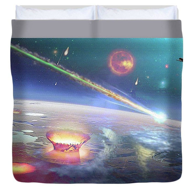 Restless Planet - Duvet Cover - King - Duvet Cover