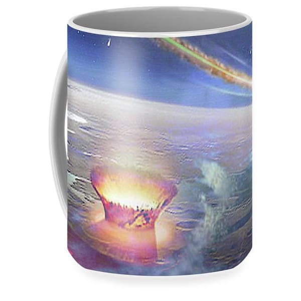 Restless Planet - Mug - Large (15 oz.) - Mug
