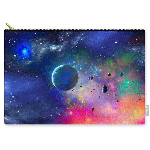Rogue Planet - Carry-All Pouch - Large (12.5 x 8.5) - Carry-All Pouch
