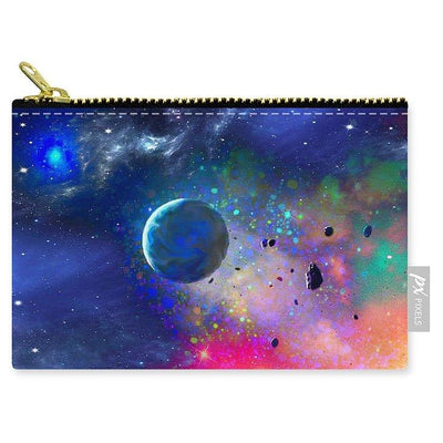 Rogue Planet - Carry-All Pouch - Small (6 x 4) - Carry-All Pouch