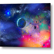 Rogue Planet - Metal Print - 8.000 x 6.000 - Metal Print