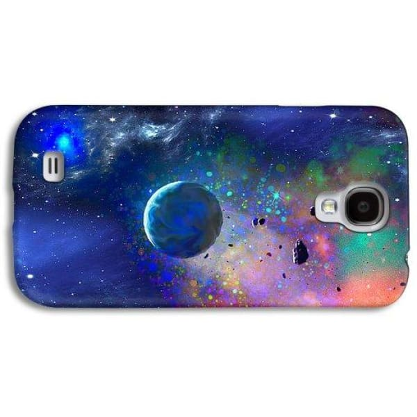 Rogue Planet - Phone Case - Galaxy S4 Case - Phone Case