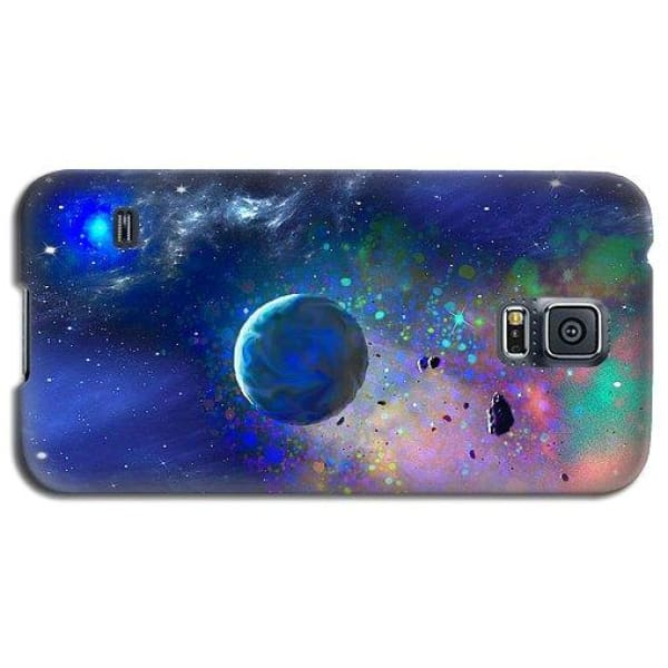 Rogue Planet - Phone Case - Galaxy S5 Case - Phone Case