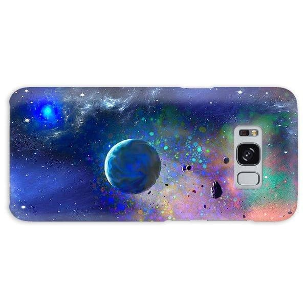 Rogue Planet - Phone Case - Galaxy S8 Case - Phone Case