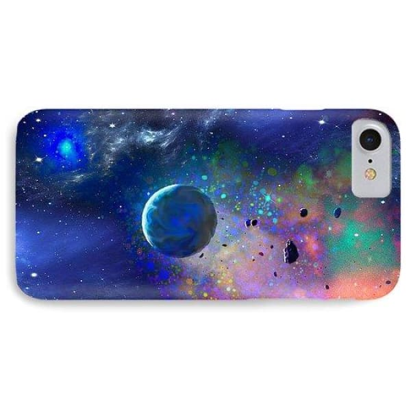 Rogue Planet - Phone Case - IPhone 8 Case - Phone Case