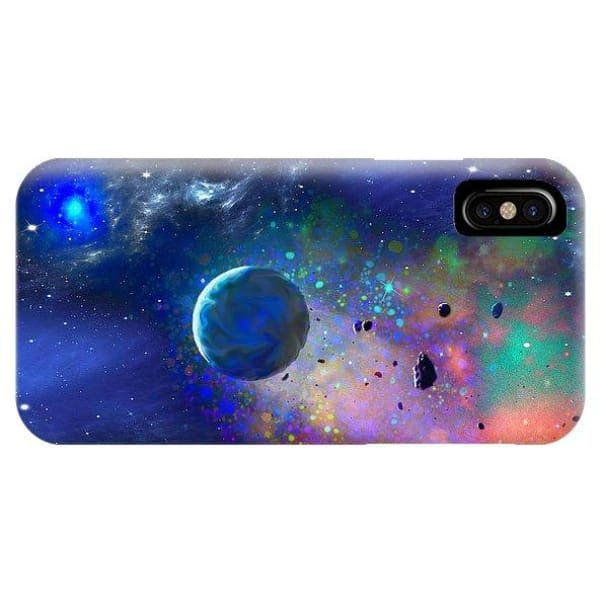 Rogue Planet - Phone Case - IPhone X Case - Phone Case