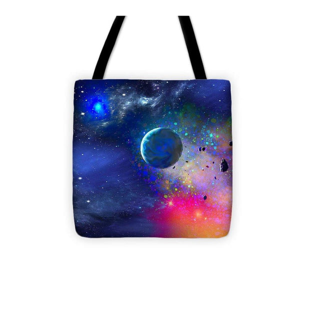 Rogue Planet - Tote Bag - 13 x 13 - Tote Bag