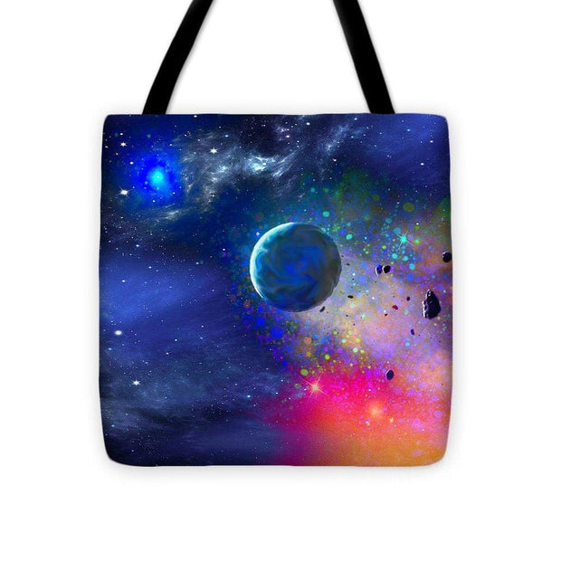 Rogue Planet - Tote Bag - 16 x 16 - Tote Bag