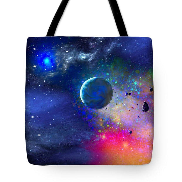 Rogue Planet - Tote Bag - 18 x 18 - Tote Bag