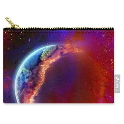 Ruptured Moon - Carry-All Pouch - Small (6 x 4) - Carry-All Pouch