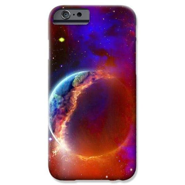 Ruptured Moon - Phone Case - IPhone 6 Case - Phone Case