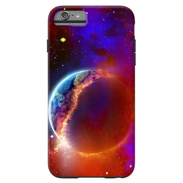 Ruptured Moon - Phone Case - IPhone 6 Plus Tough Case - Phone Case