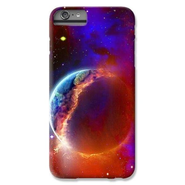 Ruptured Moon - Phone Case - IPhone 8 Plus Case - Phone Case
