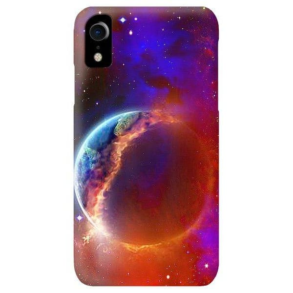 Ruptured Moon - Phone Case - IPhone XR Case - Phone Case