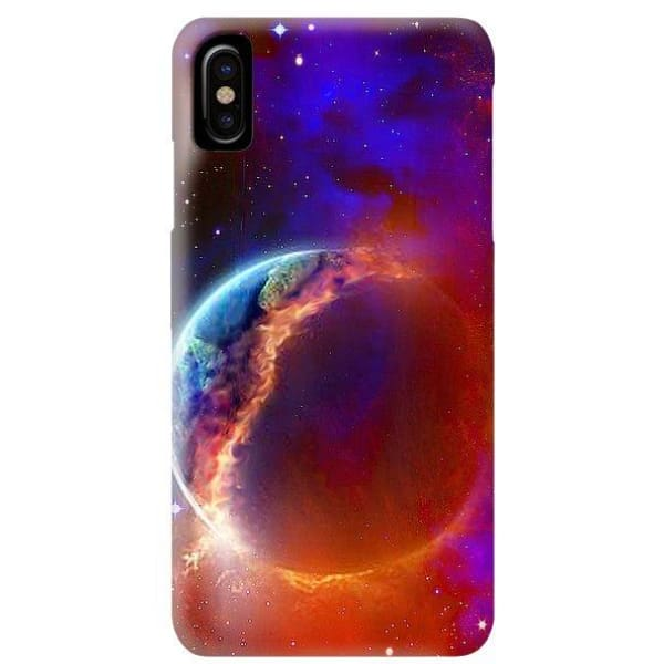 Ruptured Moon - Phone Case - IPhone XS Max Case - Phone Case