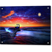 Speak To The Sky - Acrylic Print - 12.000 x 8.000 / Aluminum Mounting Posts - Acrylic Print