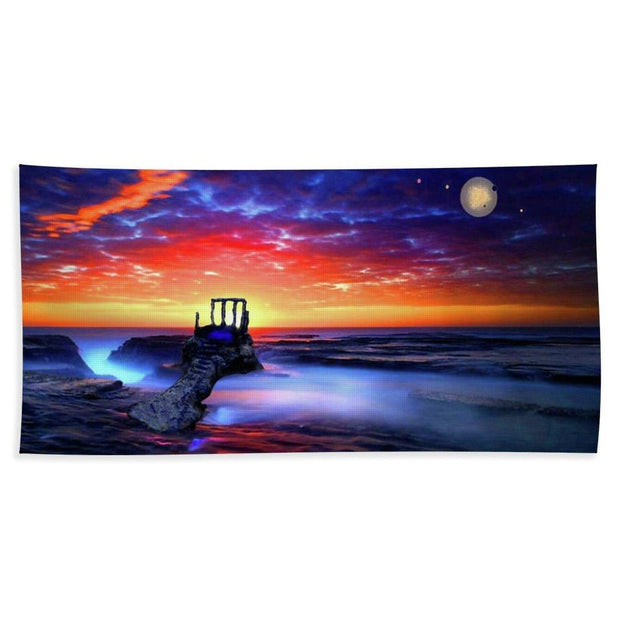 Speak To The Sky - Bath Towel - Hand Towel (15 x 30) - Bath Towel