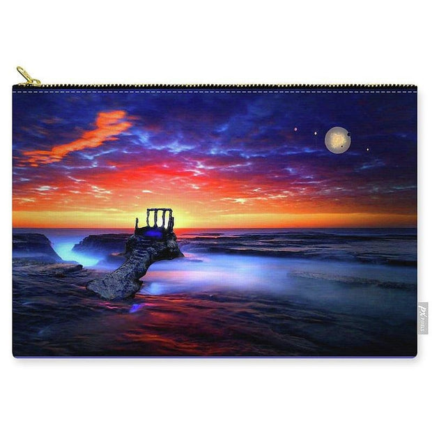 Speak To The Sky - Carry-All Pouch - Large (12.5 x 8.5) - Carry-All Pouch