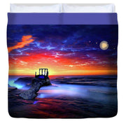 Speak To The Sky - Duvet Cover - King - Duvet Cover