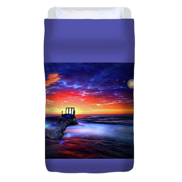 Speak To The Sky - Duvet Cover - Twin - Duvet Cover
