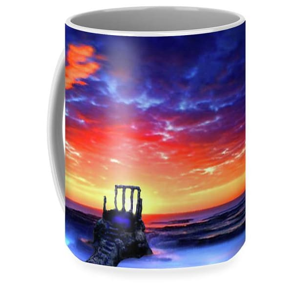 Speak To The Sky - Mug - Large (15 oz.) - Mug