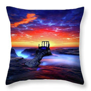 Speak To The Sky - Throw Pillow - 18 x 18 / No - Throw Pillow